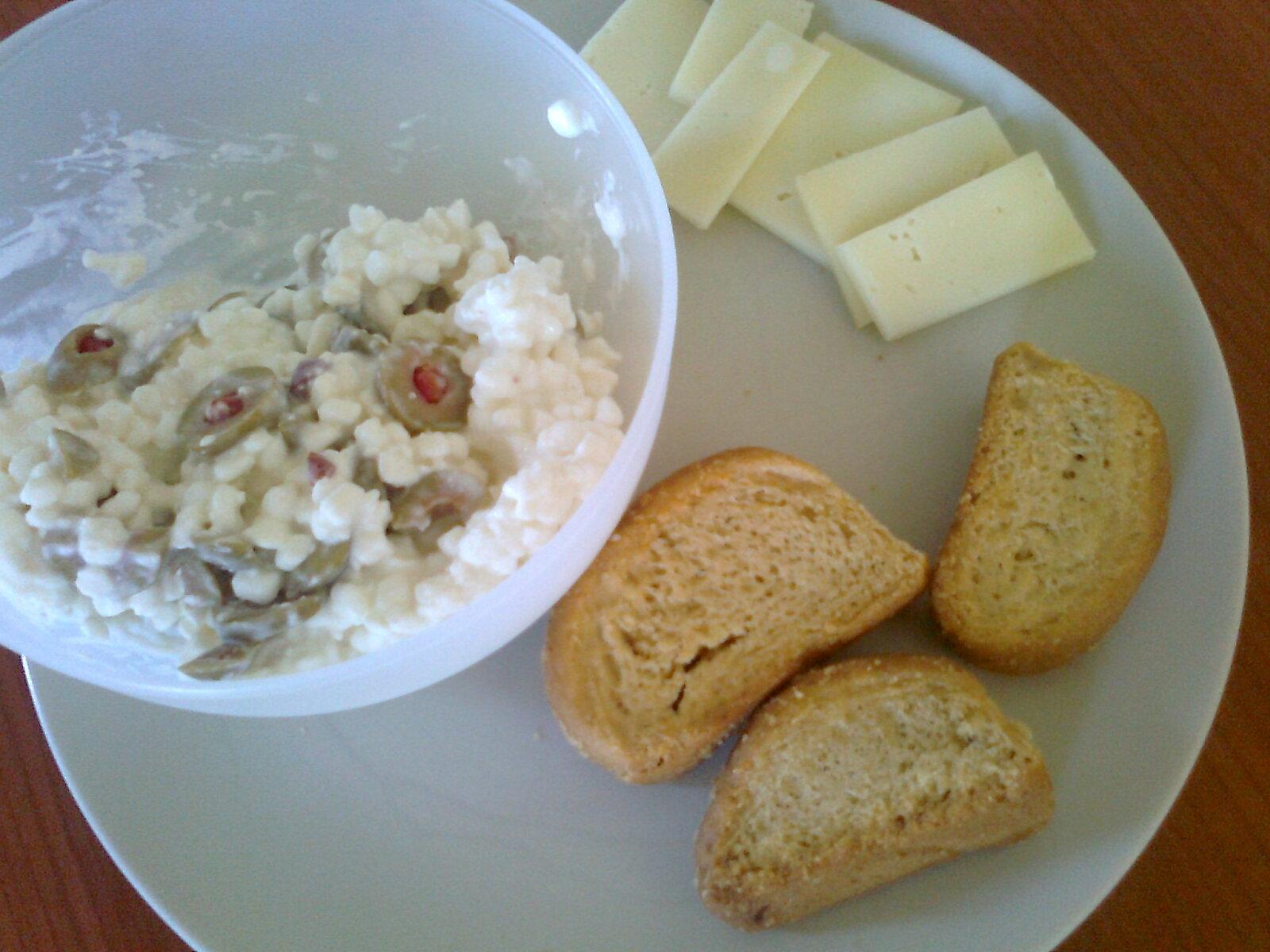 Ranajky : cottage cheese... - Obrázok č. 1