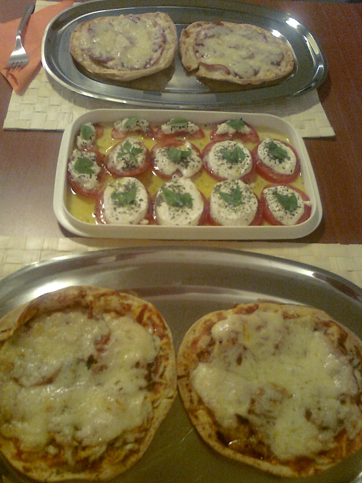 Vydatny obedik : Pizza... - Obrázok č. 1