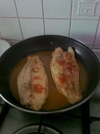 moja večera: PANGASIUS varený... - Obrázok č. 1