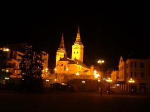 kraasny zilinsky kostol...miesto mojho krstu, 1. prijimania, svadby mojich rodicov a nasej svadby :)