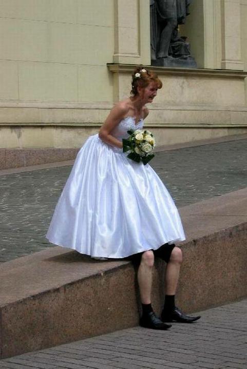 Some wedding pics to make you smile :) - Obrázok č. 5