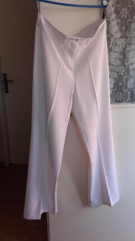 Snehovo biele nohavice - Obrázok č. 1