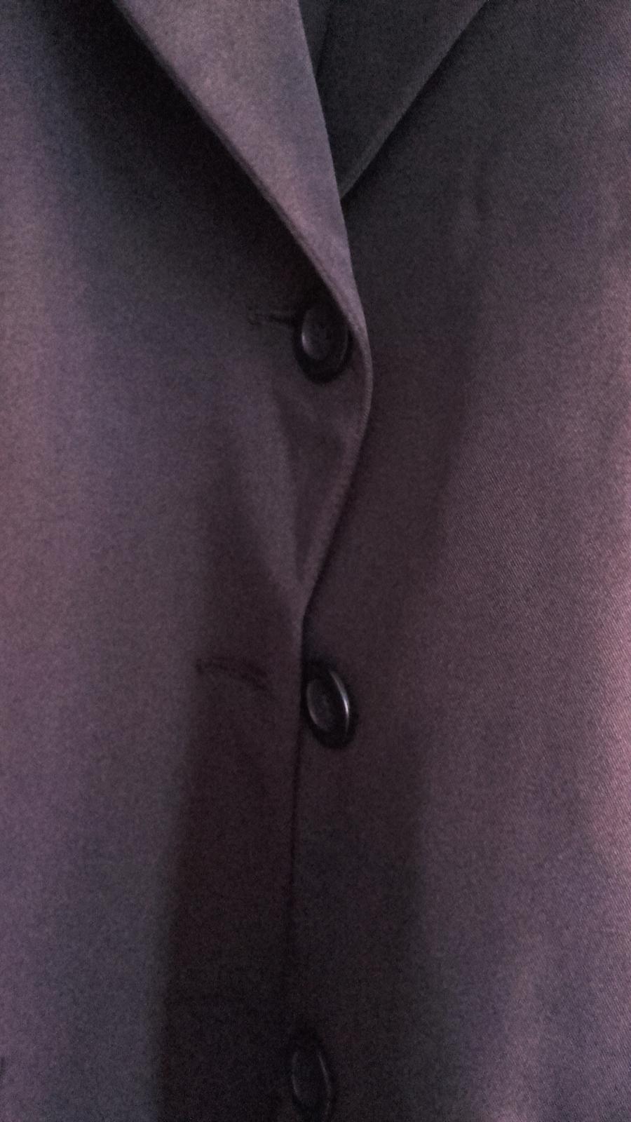 Čierne sako - Obrázok č. 3