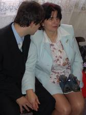 Můj manžílek se svou maminkou