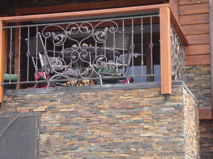 obklady a dlažby z prírodného kameňa (nie betonové a sadrové imitacie) - Multicolor edge 60x15x2-3 cm tvrdý bridlicový obklad