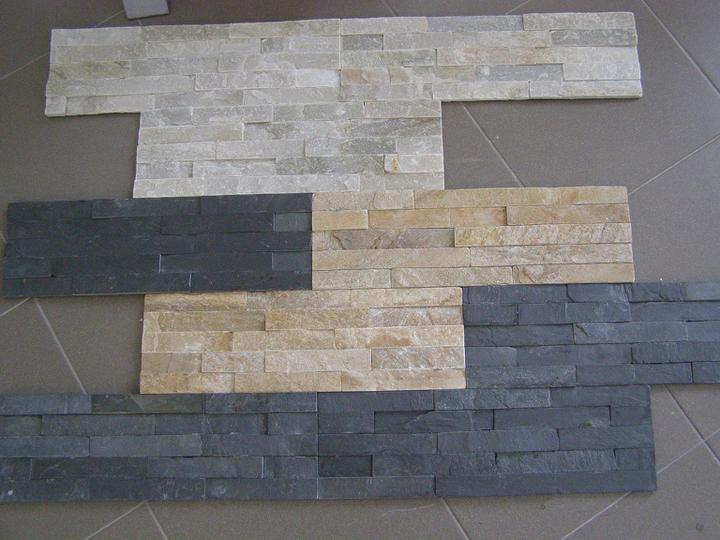 obklady a dlažby z prírodného kameňa (nie betonové a sadrové imitacie) - minipanel 40x12,5x1 cm