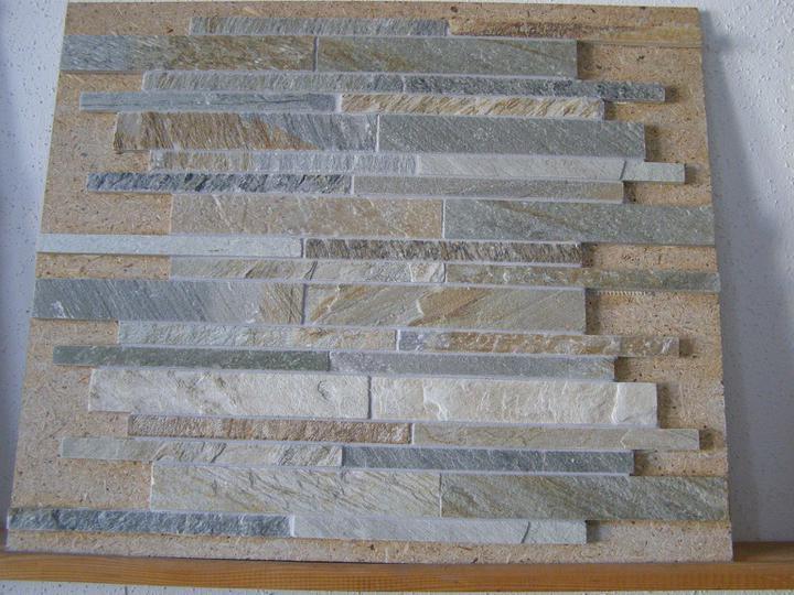 obklady a dlažby z prírodného kameňa (nie betonové a sadrové imitacie) - mix.mozaika 30x30x1 cm