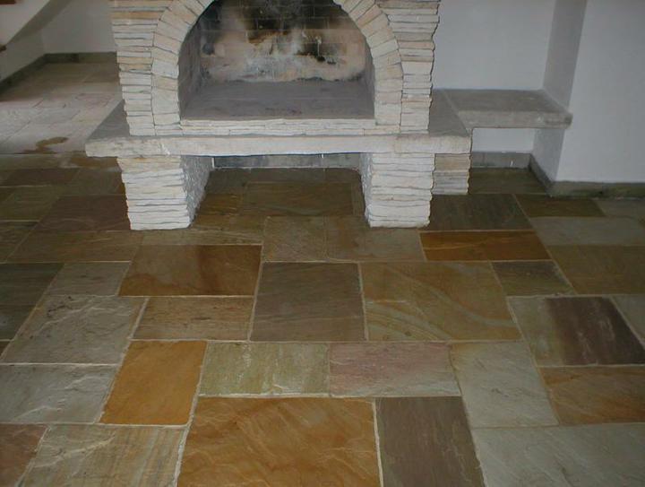 obklady a dlažby z prírodného kameňa (nie betonové a sadrové imitacie) - Obrázok č. 54