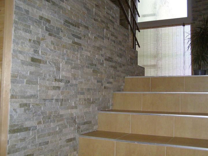 obklady a dlažby z prírodného kameňa (nie betonové a sadrové imitacie) - minipanel white 40x10x1 cm