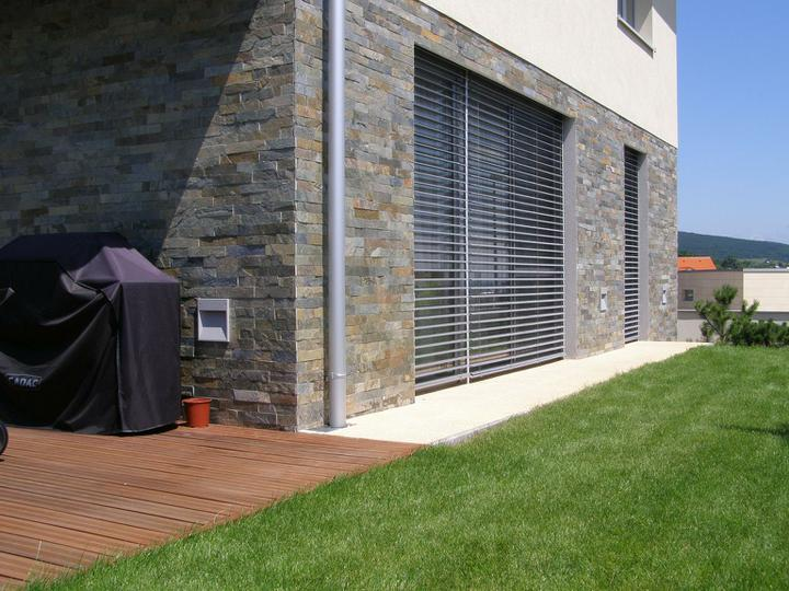 obklady a dlažby z prírodného kameňa (nie betonové a sadrové imitacie) - zeera green obklad 7x30x1 cm