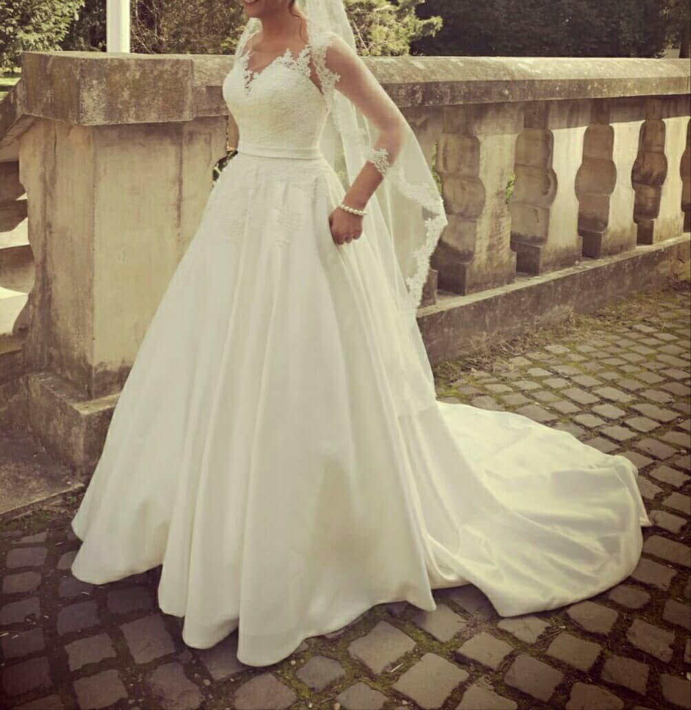 c6aa64dd477f Chcem vlastné svadobné šaty - kde na východe hľada...