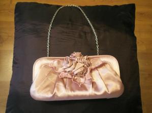 kabelka k popolnočným šatom