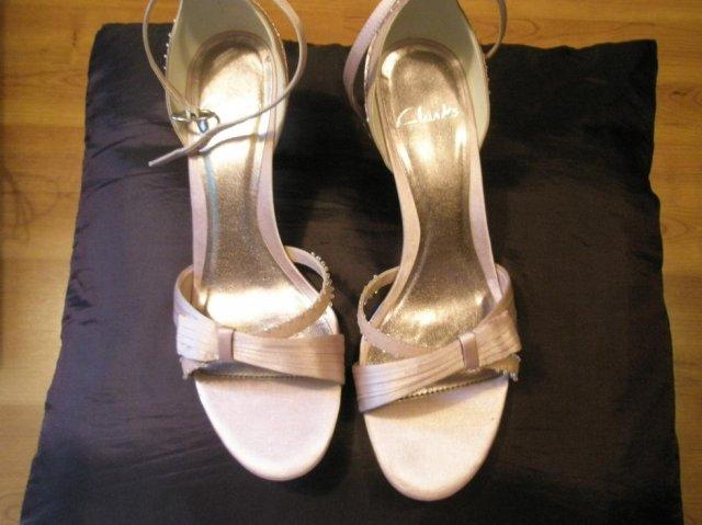 Prípravy a výzdoba - topánočky po polnoci