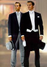 Pěkné obleky pro ženicha