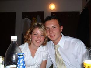Martinko s priateľkou Jankou