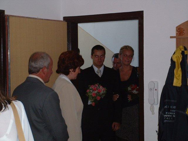 Martina{{_AND_}}Ján Kvietkovci - Môj Janko - príchod