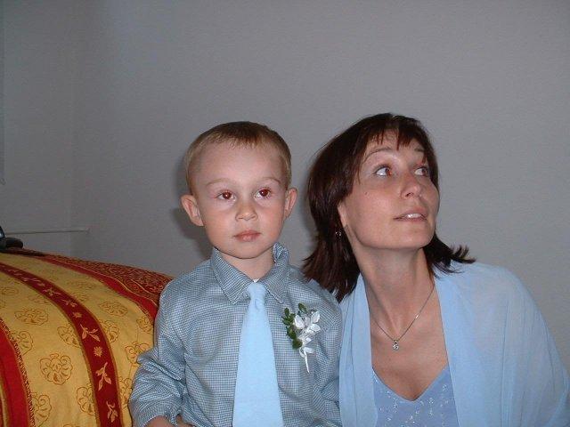 Martina{{_AND_}}Ján Kvietkovci - Mareček s maminkou