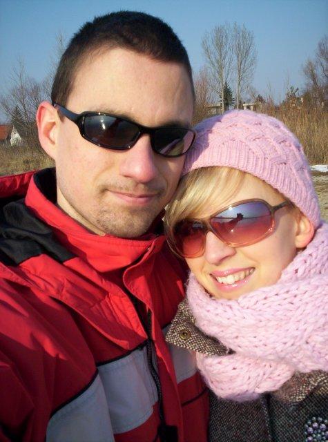 Ivanka a Filip - to sme my v zime na zamrznutom jazere