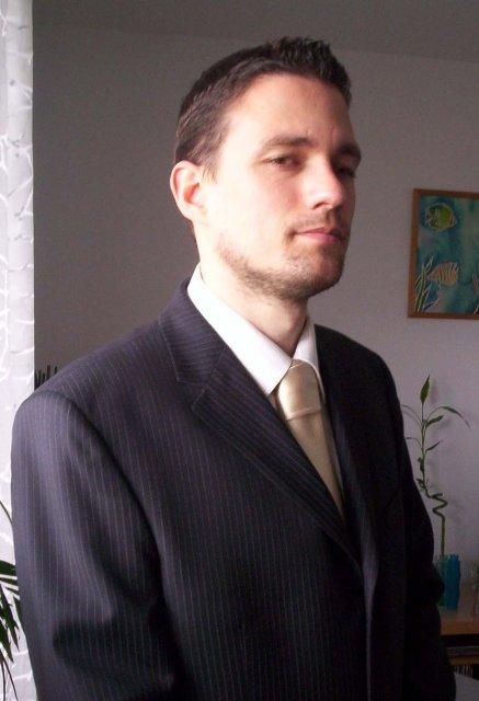 Ivanka a Filip - hurá..hurá...máme oblek...:-))