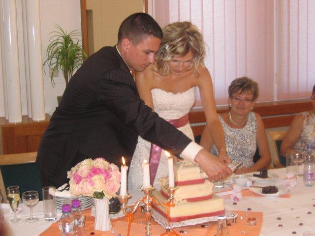 Ivanka a Filip - nakoniec bola torta takáto