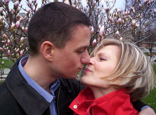 Ivanka a Filip - tuto mi to prišlo celé smiešne:-))