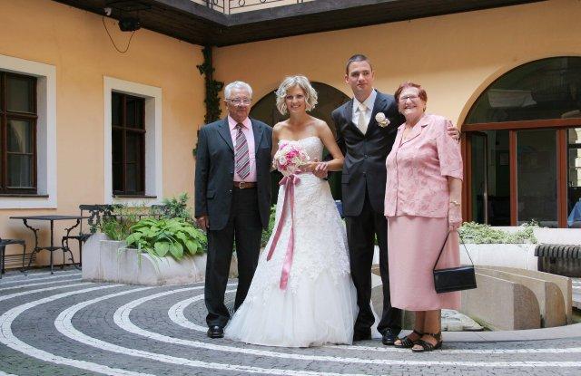 Ivanka{{_AND_}}Filip - moji najdrahší starí rodičia
