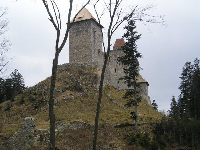 A tady si řekneme naše ANO....hrad Kašperk