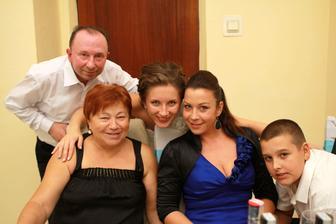 S mojou rodinkou!!