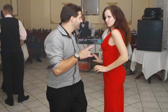 A ide sa - tanečky Moniky a Martina