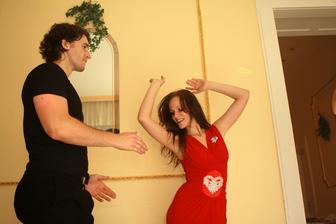 Pre zmenu - tanečky Moniky a Iva