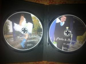 Naše DVD.. ale zatiaľ len na fotke, fyzicky dorazí zajtra!! Teším!! :)