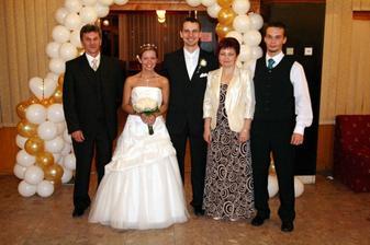 zenichovi rodicia a brat