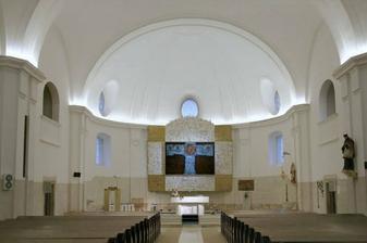 tak v tomhle kostele se budem brat, kostel sv. Petra a Pavla