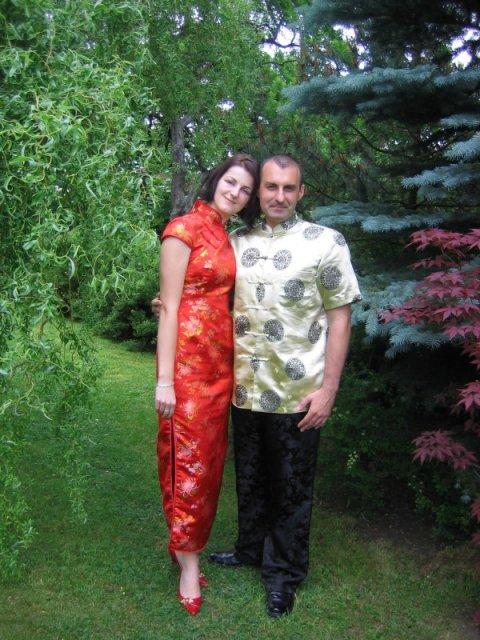 Lucka + Alessandro - cinske svatebni saty site na miru