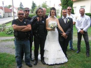 manzelovi kamaradi z Italie