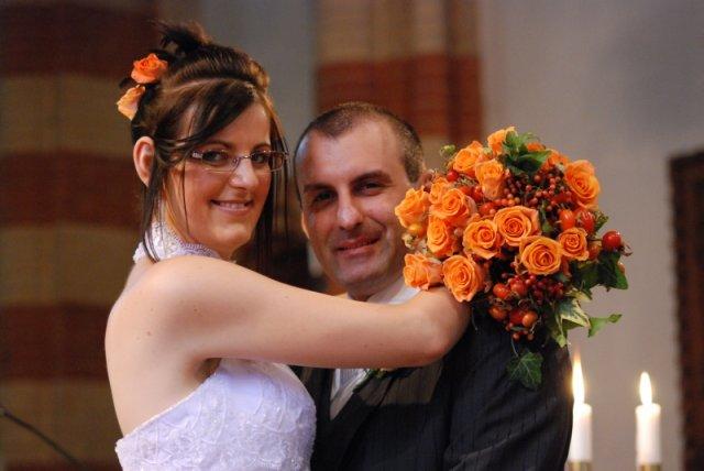 Predstavy a skutecnost - a moje kytka na svatbe i italii