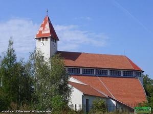 Kostol v Castkovciach.....tu by sme si mali povedat Ano...lepsia foto nebola