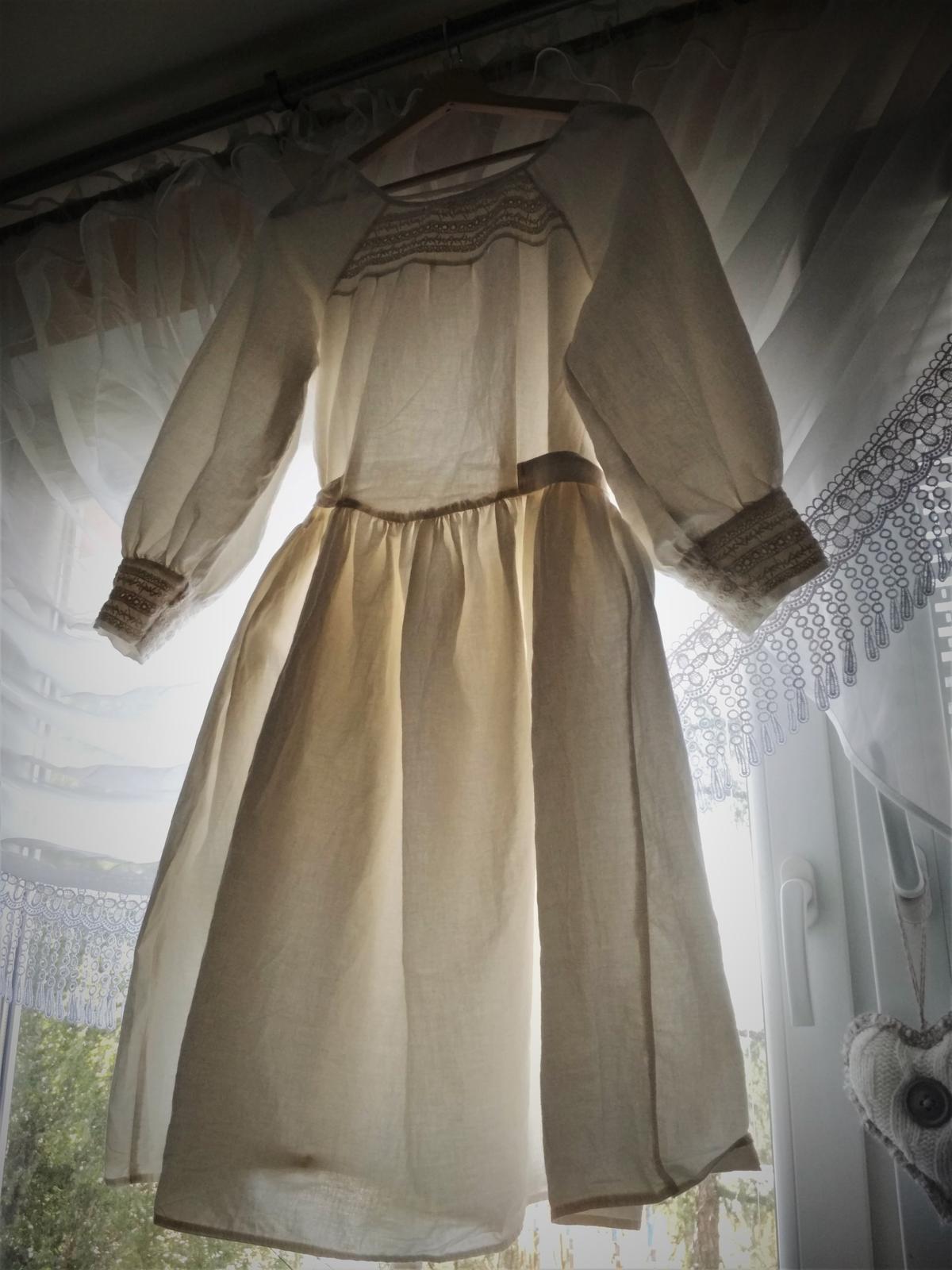 romantické šaty - Obrázok č. 1