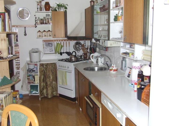 Moja vysnívaná kuchyňa - už som mala dosť tých otvorených políc
