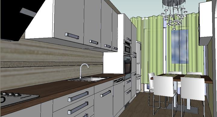 Moja vysnívaná kuchyňa - Obrázok č. 9