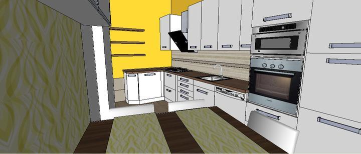 Moja vysnívaná kuchyňa - Obrázok č. 11