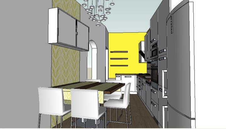 Moja vysnívaná kuchyňa - Obrázok č. 12