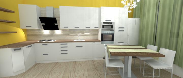 Moja vysnívaná kuchyňa - Obrázok č. 8