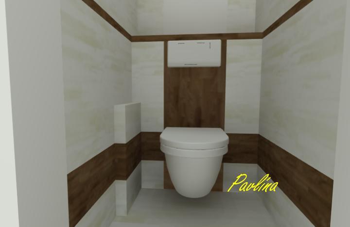 Vizualizácie - rôzne - naše wc-ko