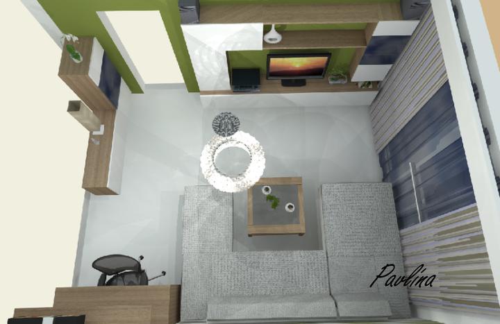 Vizualizácie - rôzne - verzia pre našu obývačku