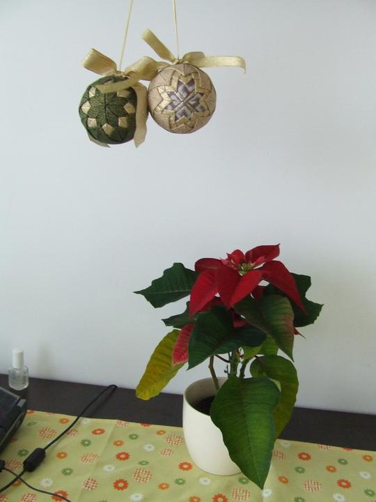 Moja vysnívaná kuchyňa - aj vianočnú náladu :-)