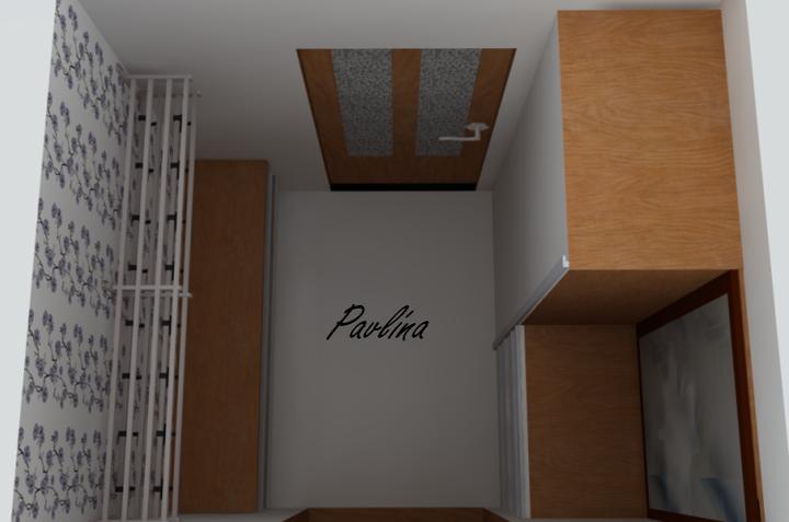 Vizky pre náš ešte nepostavený dom :-) - vstupná chodba