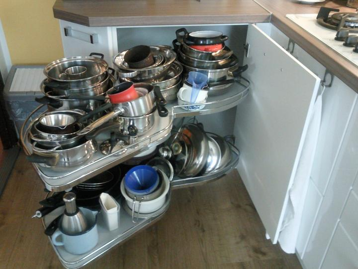 Moja vysnívaná kuchyňa - ...a je to najlepší výsuvný systém ;-)