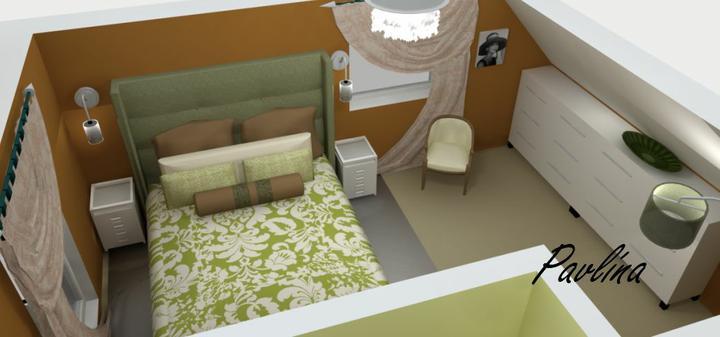 Vizualizácie - rôzne - spálňa