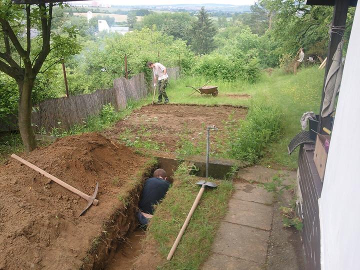Príbeh našej záhrady/chatky, príp. čo sa mi páči - Obrázok č. 16